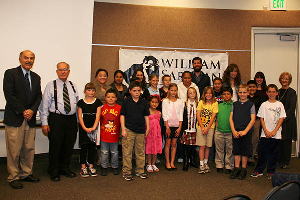William Saroyan Society Writing Contest 2012